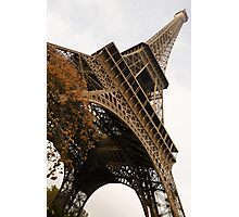 An Elegant French Iron Lady - La Dame de Fer, Paris Photographic Print