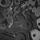 Old Keys by Edward Fielding