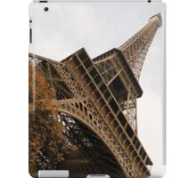 An Elegant French Iron Lady - La Dame de Fer, Paris iPad Case/Skin