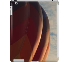Multi-Color Hot Air Balloon iPad Case/Skin