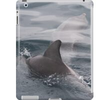 Dive and Surface, Gulf St Vincent iPad Case/Skin