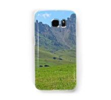 Green mountains (Italy)2 Samsung Galaxy Case/Skin