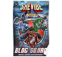 SheVibe Presents - The Blog Squad Poster