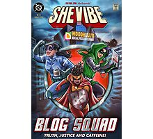 SheVibe Presents - The Blog Squad Photographic Print