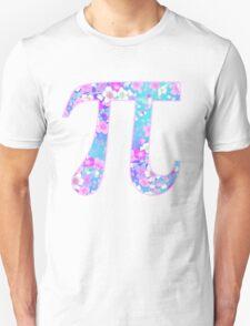 Girly Pi Unisex T-Shirt