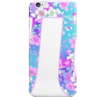 Girly Pi iPhone Case/Skin