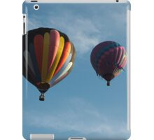 Up in the Air! iPad Case/Skin