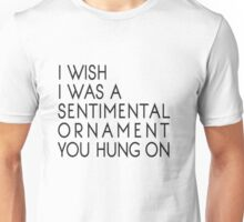 Wishlist Unisex T-Shirt