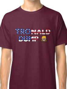 Tronald Dump Classic T-Shirt