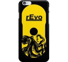 rEvo black/yellow octo iPhone Case/Skin