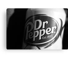 Dr. Pepper Canvas Print