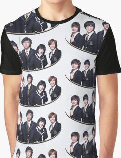 Boys Before Flowers Graphic T-Shirt