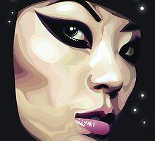 vector face by MsShyne
