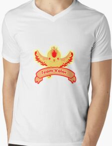 Team Valor  Mens V-Neck T-Shirt