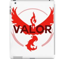 Pokemon Go: Team Valor Simple iPad Case/Skin