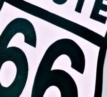Route 66 Memories Sticker