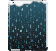Rainy Day Print iPad Case/Skin