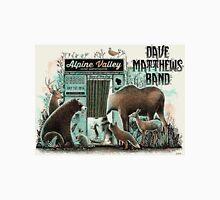 DAVE MATTHEWS BAND, ALPINE VALLEY MUSIC THEATRE, ELKHORN, WI Unisex T-Shirt