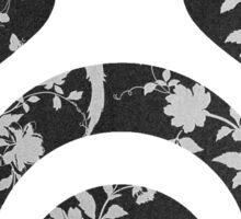 Bassnectar Flowers Logo Sticker