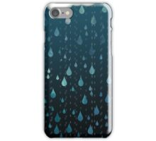 Rainy Day Print iPhone Case/Skin