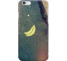 Street Banana iPhone Case/Skin