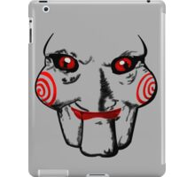Horror Film Mask iPad Case/Skin