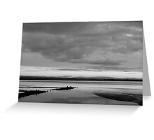Solway Nights Greeting Card