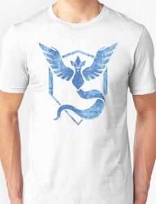Team Mystic - Pokemon GO (Distress) Unisex T-Shirt