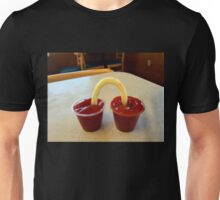 So THAT'S Why They Call It The GOLDEN ARCHES!!!! Unisex T-Shirt