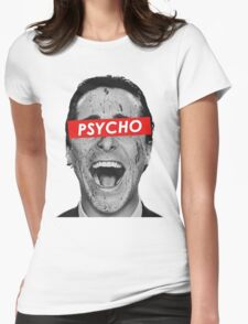 American Psycho - Patrick Bateman  Womens Fitted T-Shirt
