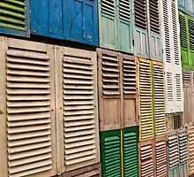 Shutters #1 by Anthony Billings
