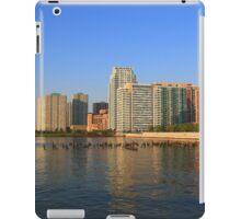 Lower Jersey City Newport NJ iPad Case/Skin