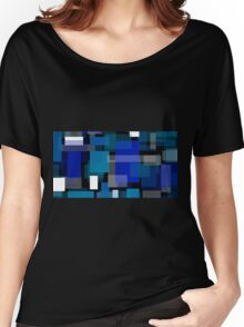 Geometric abstract Women's Relaxed Fit T-Shirt