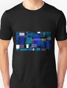 Geometric abstract Unisex T-Shirt