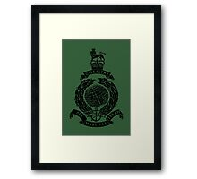 Royal Marines (United Kingdom) Framed Print