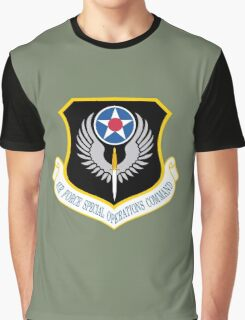 Air Force Special Operations Command (USAF) Graphic T-Shirt