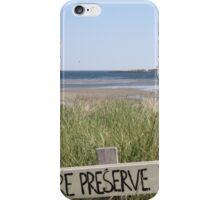 Nature reserve   iPhone Case/Skin