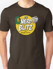 The Nerd Blitz w/ Doom And Fitz Unisex T-Shirt