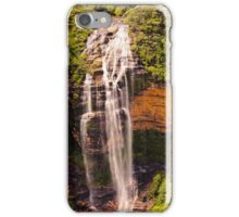 Wentworth Falls, Blue Mountains iPhone Case/Skin