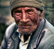 Nepal man called Tiny HDR by igotmeacanon