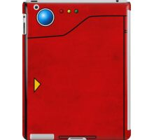 Pokedex Dexter! For Pokemon Go Adventures!  iPad Case/Skin