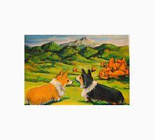 Welsh Pembroke Corgi~Cardigan~DOG~Garden of Gods~Colorado Springs~Pikes Peak Unisex T-Shirt