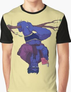 A Well-Read Beast Graphic T-Shirt