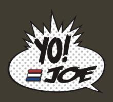 Yo Joe Raps! T-Shirt