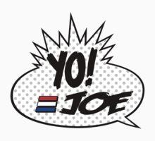 Yo Joe Raps! Kids Tee