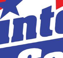 CLINTON/GORE 92-2 Sticker