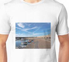 Along The Cobb - Lyme Regis Unisex T-Shirt