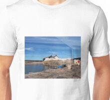 At The Cobb - Lyme Regis Unisex T-Shirt