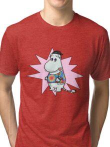 MoominPunk  Tri-blend T-Shirt