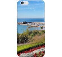 Gardens Overlook - Lyme Regis iPhone Case/Skin